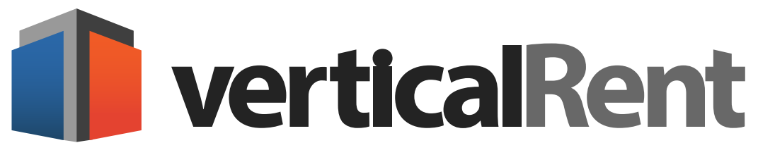 vertical rent logo