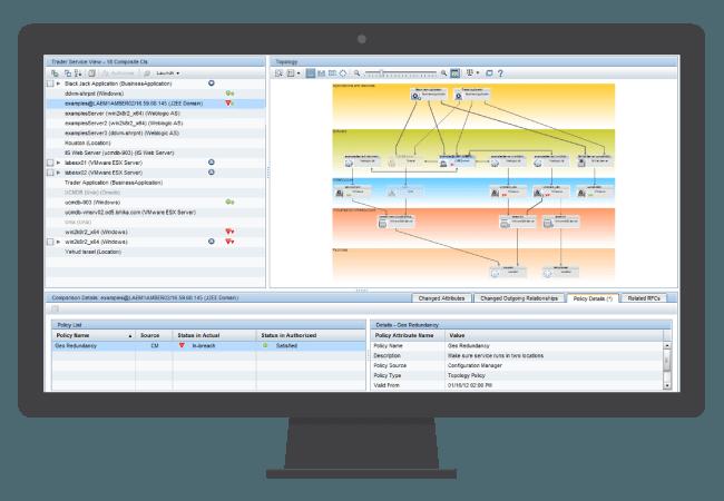 HP Universal Configuration Management Database UCMDB
