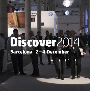 ResultsPositive to Sponsor HP Discover 2014 in Barcelona