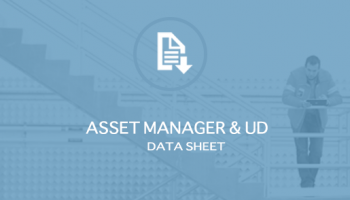 Asset Manager and UD