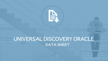 Universal Discovery (Oracle)