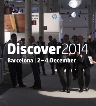 ResultsPositive to Sponsor HP Discover 2014 in Barcelona